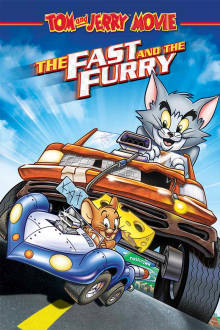 Tom and Jerry: The Fast and the Furry The Movie