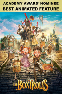The Boxtrolls The Movie