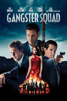 Gangster Squad The Movie