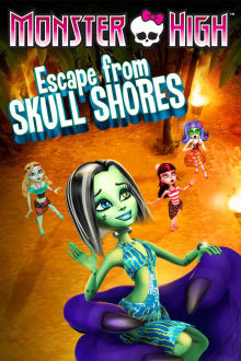 Monster High: Escape from Skull Shores The Movie