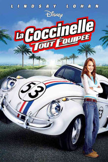 La coccinelle : Tout équipée The Movie