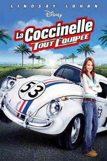 La coccinelle : Tout équipée The Movie