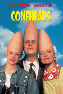 Coneheads The Movie