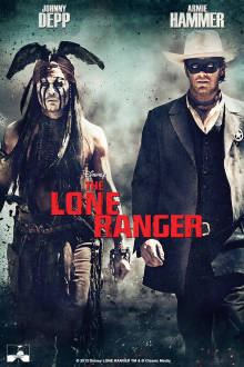 The Lone Ranger The Movie