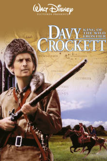 Davy Crockett, King of the Wild Frontier The Movie