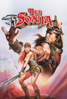 Red Sonja The Movie