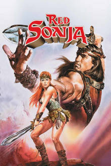 Red Sonja The Movie