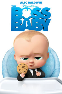 The Boss Baby The Movie