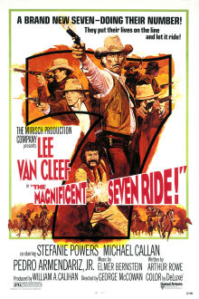 The Magnificent Seven Ride! The Movie