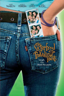 The Sisterhood of the Traveling Pants The Movie