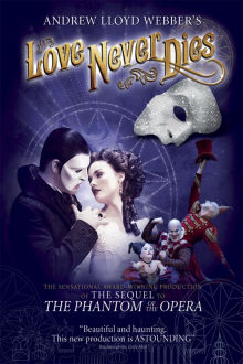Andrew Lloyd Love Never Dies The Movie
