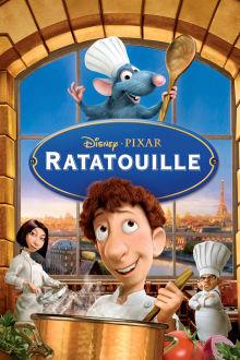 Ratatouille The Movie