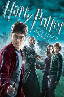 Harry Potter and the Half-Blood Prince The Movie