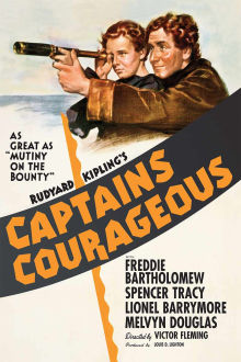 Captains Courageous The Movie