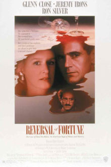 Reversal of Fortune The Movie