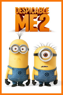 Despicable Me 2 The Movie