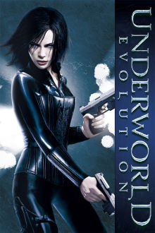 Underworld: Evolution The Movie