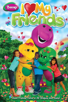 Barney: I Love My Friends The Movie