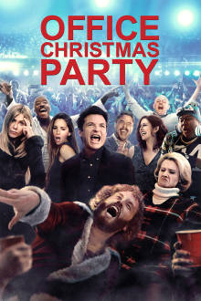 Office Christmas Party The Movie