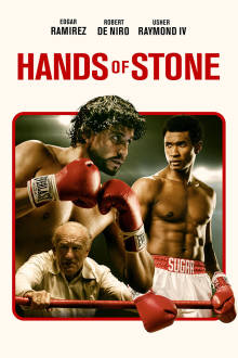 Hands Of Stone The Movie