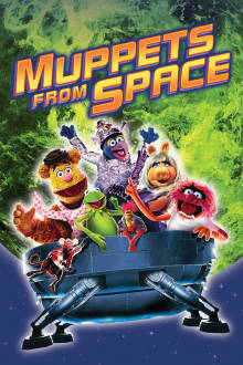 Muppets From Space The Movie