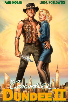 Crocodile Dundee 2 The Movie