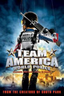 Escouade américaine : Police du monde The Movie