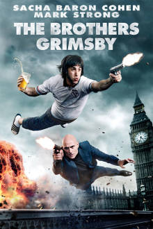 The Brothers Grimsby The Movie
