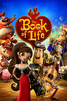 Book of Life The Movie