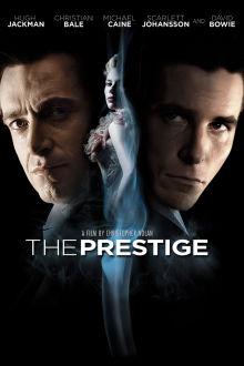 The Prestige The Movie