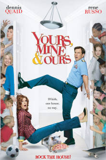 Yours, Mine and Ours The Movie