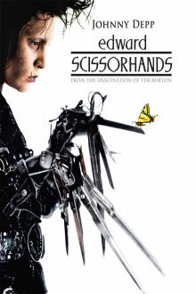 Edward Scissorhands The Movie