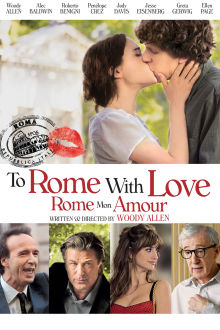 Rome mon amour The Movie