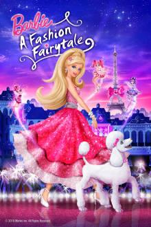 Barbie A Fashion Fairytale The Movie