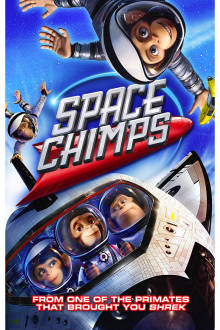 Space Chimps The Movie