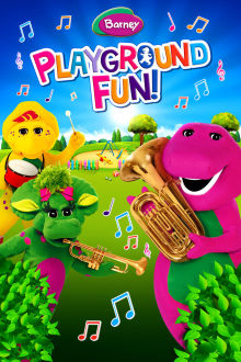 Barney: Playground Fun The Movie