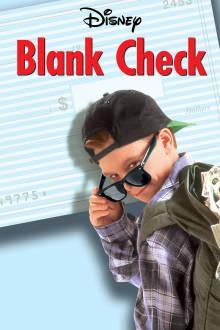Blank Check The Movie