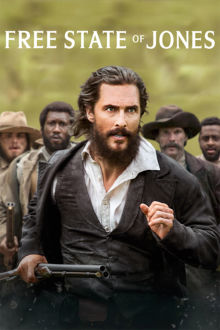Free State of Jones The Movie