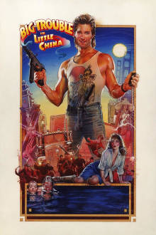 Big Trouble in Little China The Movie