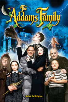 The Addams Family The Movie