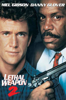 Lethal Weapon 2 The Movie