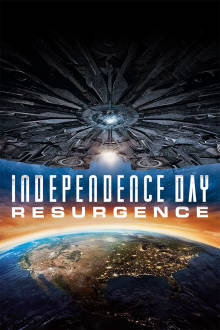 Independence Day: Resurgence The Movie