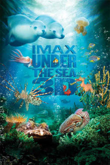 Under the Sea 3D The Movie