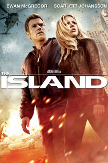 The Island The Movie