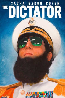 The Dictator The Movie