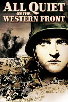 All Quiet on the Western Front The Movie