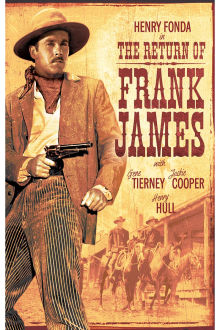 Return of Frank James The Movie