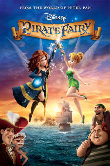 The Pirate Fairy The Movie