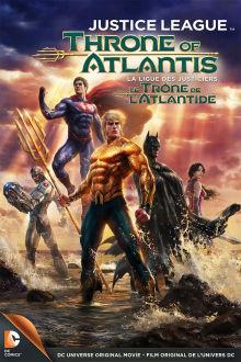 Justice League: Le trône d