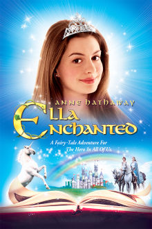 Ella Enchanted The Movie